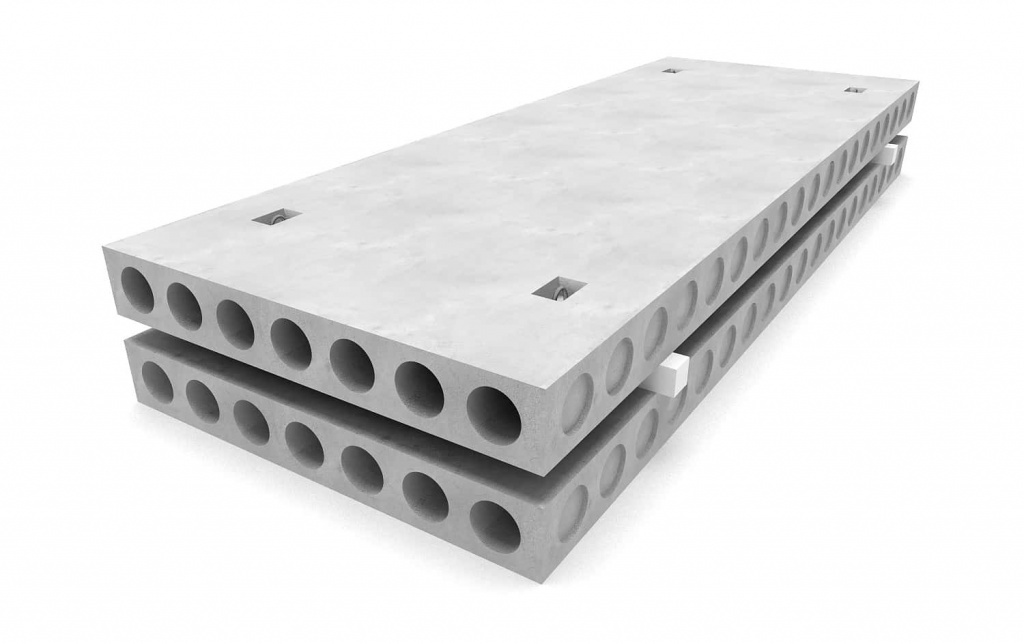 плиты перекрытия толщиной 200 мм